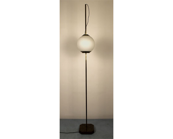 Achille Caccia Dominioni floor lamp for Azucena