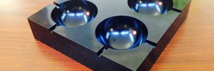 Giorgio Soavi ashtray for Olivetti  60s