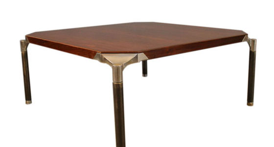 Ico Parisi coffee table 'Urio' for  MIM 1960s
