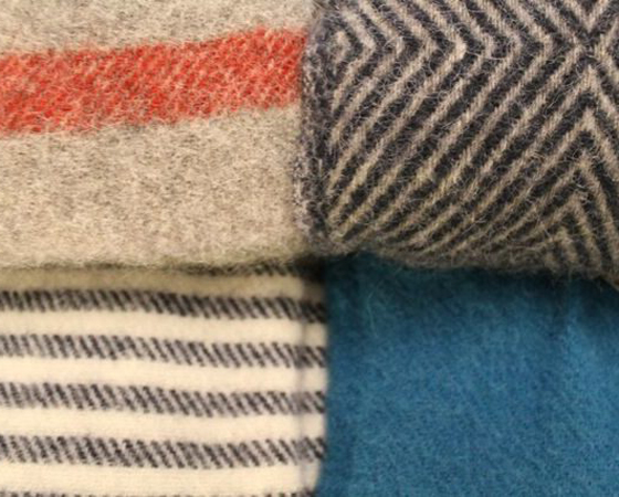 Silkeborg Uldspinderi blankets