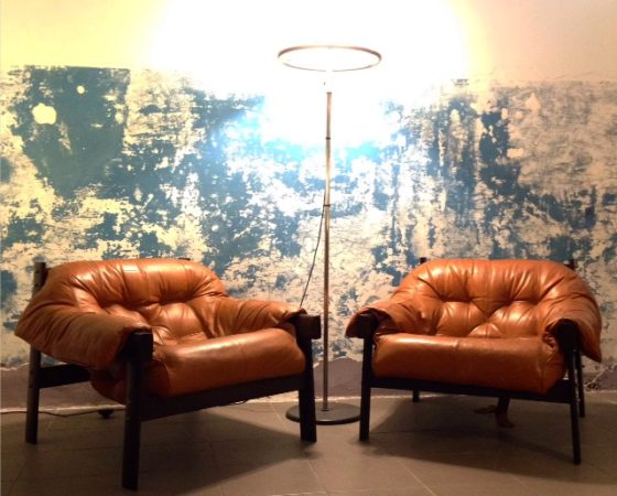 Set of two armchairs from Percival Lafer